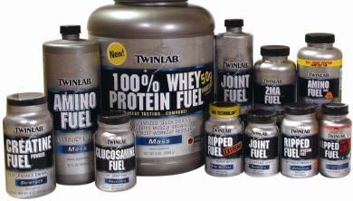 Лучший протеин для набора мышечной массы