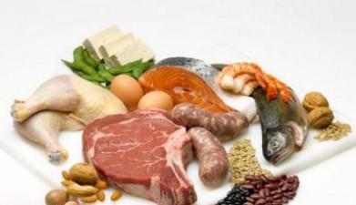 в чем содержится протеин