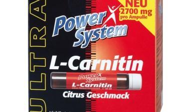 l карнитин power system