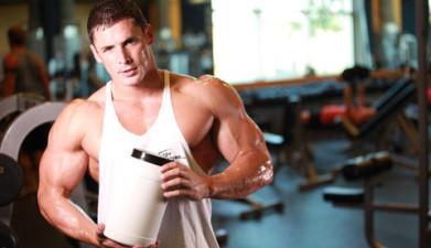 Лучший протеин для набора массы