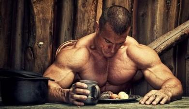 Прием протеина для набора массы